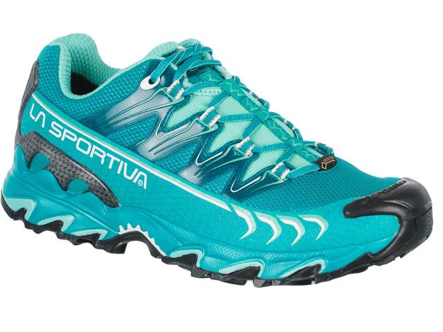 La Sportiva Ultra Raptor GTX - Zapatillas running Mujer - Turquesa